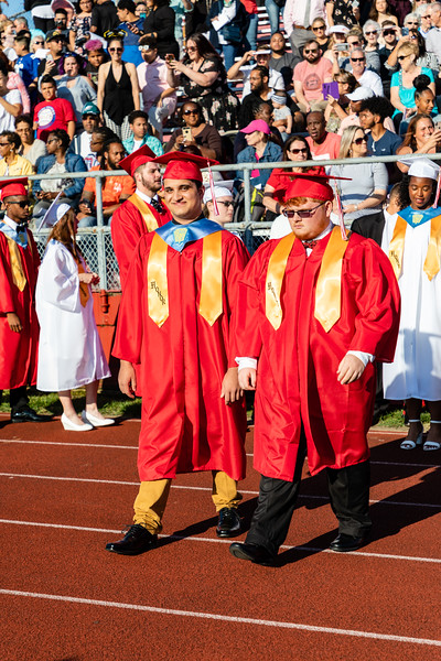 Paulsboro High School 2019 Graduation