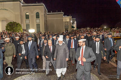 Khalifa of Islam - USA Tour 2018