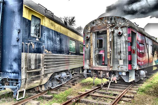 Owosso Train Fest 2009
