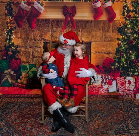 Santa Clause 2019 at Janeys