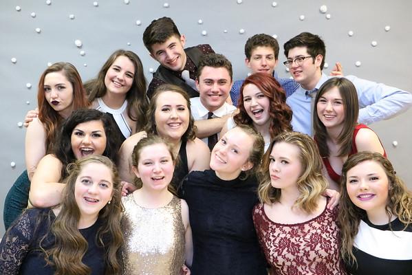 Burrell High School 2016 Snowball Dance