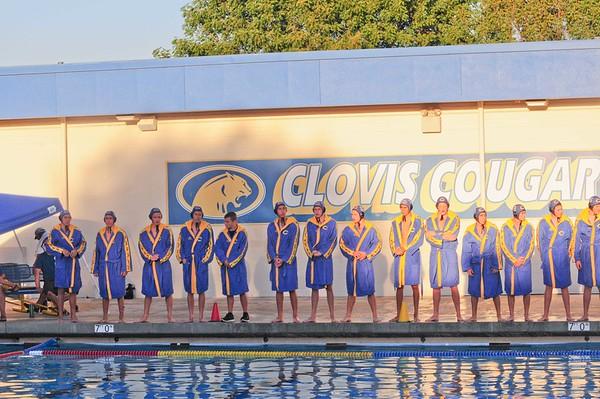 CHS Boys H2O polo 2015