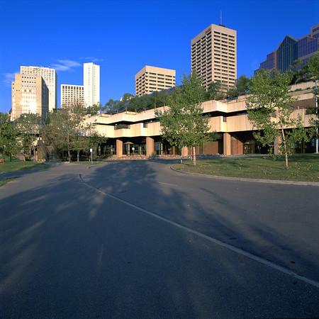 Shaw Conference Centre (SCC)