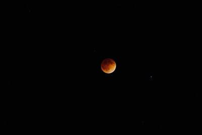 Lunar eclipse 4-14-14