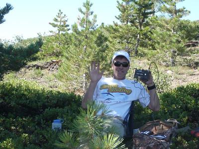 Donner Ridge (W6/NS-181) SOTA Activation 8/6/2012