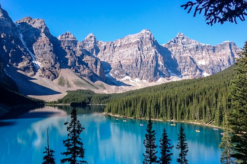 Moraine Lake Banff Things to Do