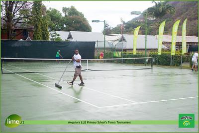 Angostura LLB Primary School's Tennis Tournament