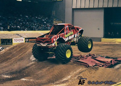 2000 Baltimore Arena Monster Jam