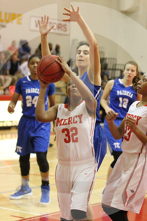 Our Lady of Mercy vs Paideia
