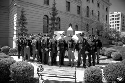 Stark County Police Memorial