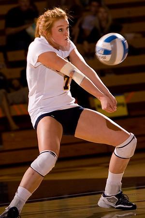 Women's Volleyball: UC Santa Barbara vs. UC Riverside