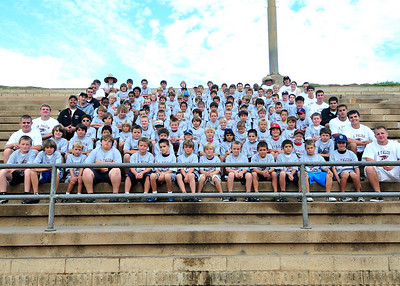 Jr Falcon Camp, June 16, 09