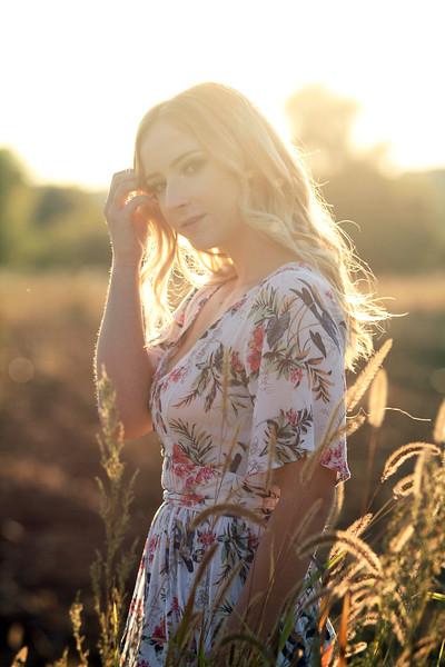Megan Sun Set