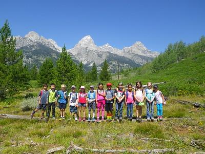 8.10.15 Teton Trail Mix Group 1