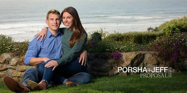 Porsha and Jeff (Proposal Photography) @ Seascape Resort, Aptos, California