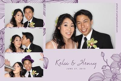 Henry & Kelsi's Wedding (Luxury Photo Pod)