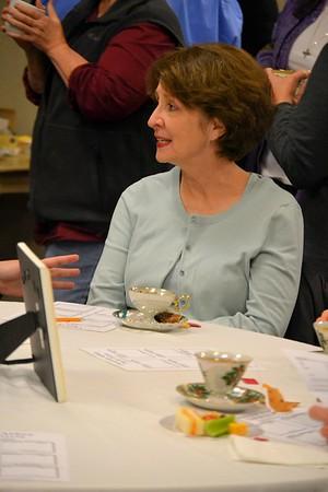 Downton Abbey Tea & Trivia I