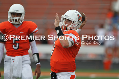 La Porte Varsity Football vs Clear Springs 9/12/2014