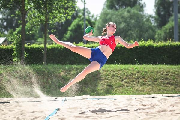 Beachhandball | Deutsche Krebshilfe | Bayerischer Handballverband
