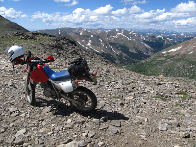 Colorado Passes & Gaps