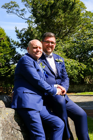 Mr & Mr Sharkey-Portman Wedding 2019