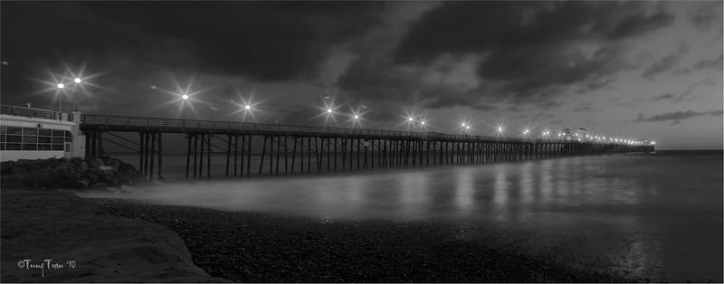 Night Photography - Sunset