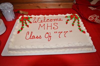 MHS Class of 1977 Reunion