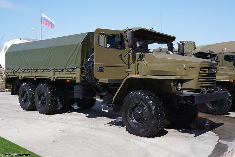 Урал-4320-0008811-31 Мотовоз-М (Ural-4320-0008811-31 Motovoz-M)