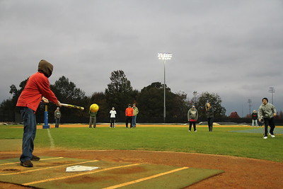 Faculty vs. Students Beep Ball Game