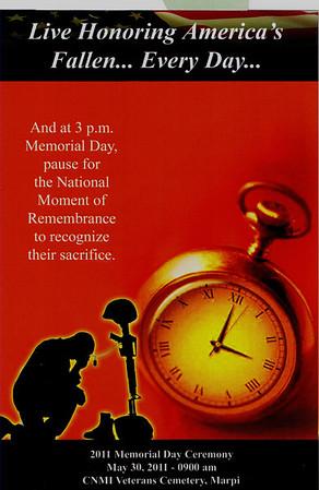 Memorial Day 2011_Saipan
