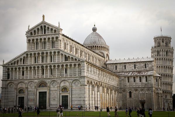 第四站:佛羅倫斯及比薩 (Florence & Pisa)