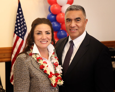 Mayor Kaufusi Inauguration 2018