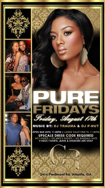 Aug-17-2012 ::: PURE Fridays @ Gold Room ::: ATL, GA, USA