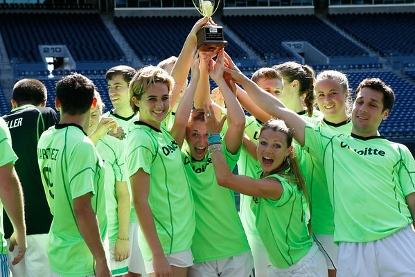 2014 SCORES CUP CO-ED Final @ CenturyLink Field