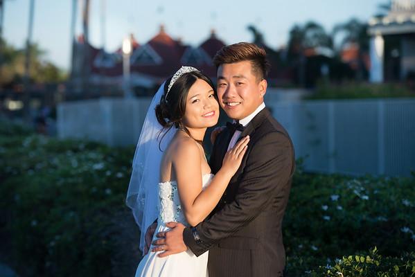 Kevin and Iwa Wedding