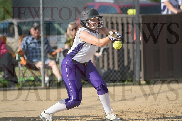 Baxter Softball vs. Nevada 6-25-19
