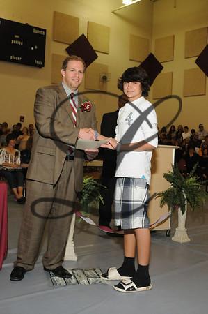 VCMS Grade 8 Promotion #2 2012
