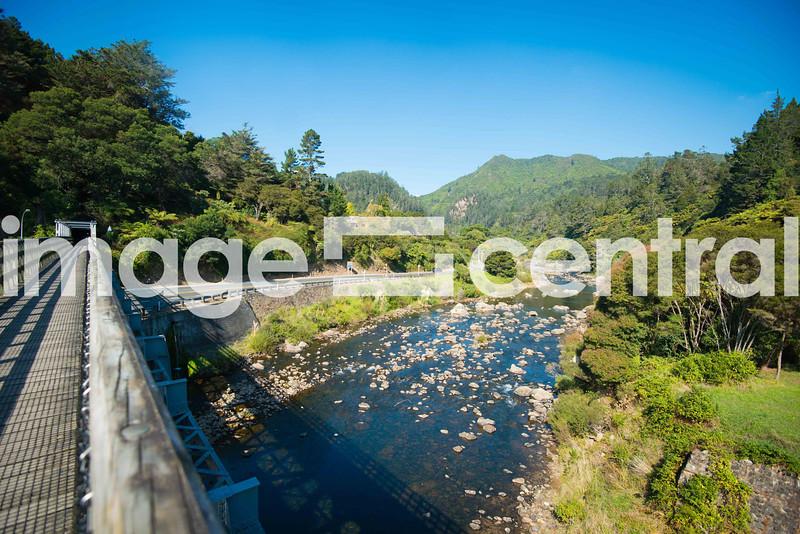 Karangahake Gorge - Hauraki Cycle Trail