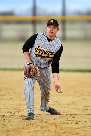 Northern Cass Baseball vs. CV-H 4-30-11