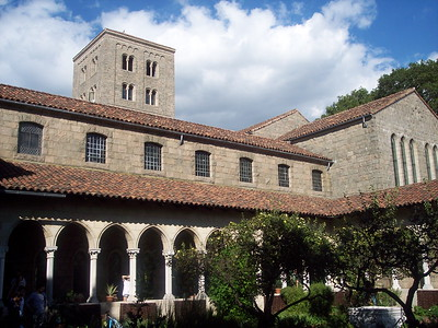 9/12/16 NYC The Cloisters Museum - medieval art