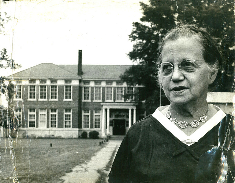 Miss Lena Lockhart