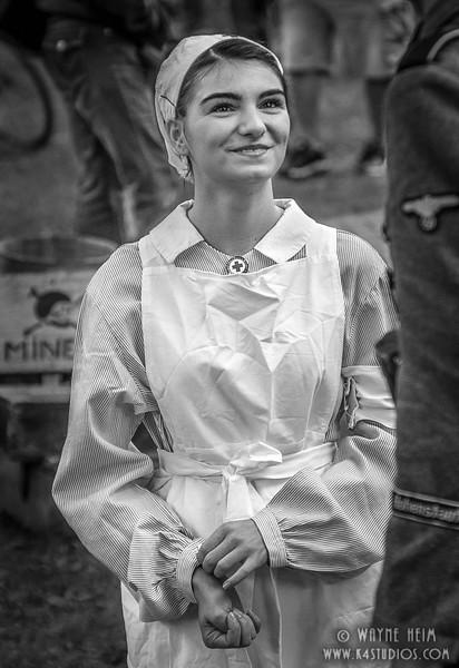 Young Volunteer    Photography by Wayne Heim
