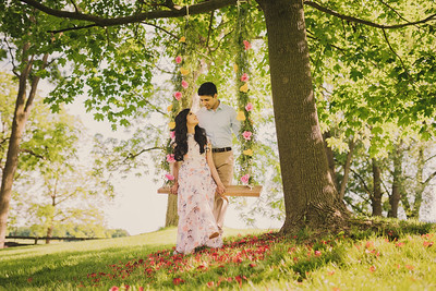 Hina & Shiraz E-Session