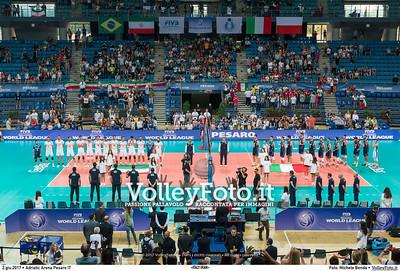 «ITALY - IRAN» #FIVBWorldLeague