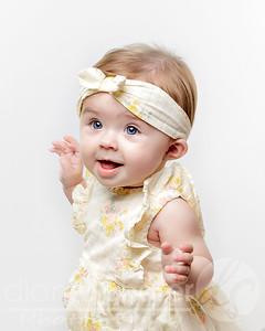 05-21-2021 Baby Ella's 6 months