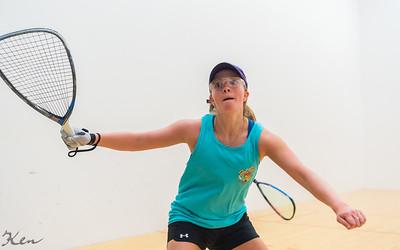2019-09-28 Women's Singles - Open Qtrs Joanna Lombardi over Abigail Mann