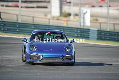 #2.0 Blue Porsche Cayman GTS