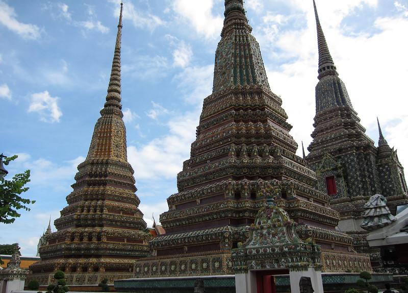 Wat Po, Temple of the reclining Buddha