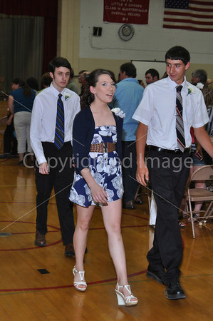La Moille High School 2012 Graduation