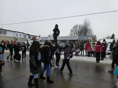 44th Annual Santa Claus Parade 2013